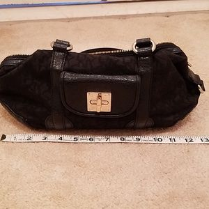 DKNY Donna Karan Black Purse hand bag.